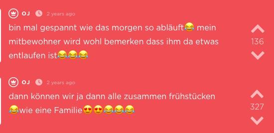 Jodel Post aus Hamburg