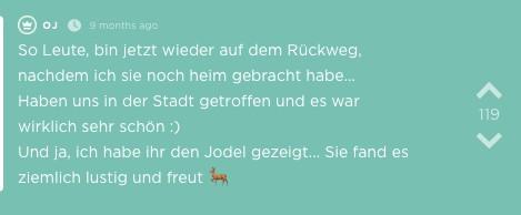 Jodel aus Erfurt