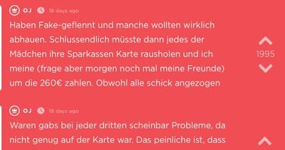 Münchner Partymädels wollten sich aushalten lassen – und müssen am Ende selbst blechen