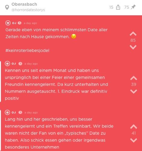 Horror-Date-Story von Jodel