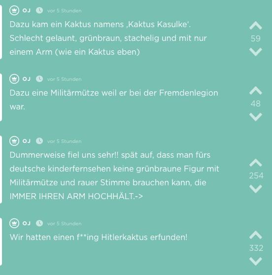 Bernd das Brot Jodel Screenshot