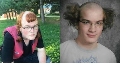 15 Leute, bei denen wir uns fragen, ob sie diese Frisuren wirklich wollten