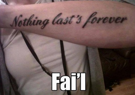 Tattoofail