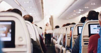 Die seltsamsten & lustigsten Dinge, die im Flugzeug passiert sein sollen