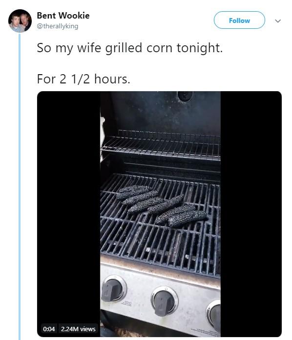 Screenshot aus Twitter