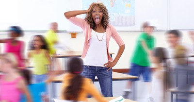 Lehrer teilen Beleidigungen, die sie von ihren Schülern bekommen haben