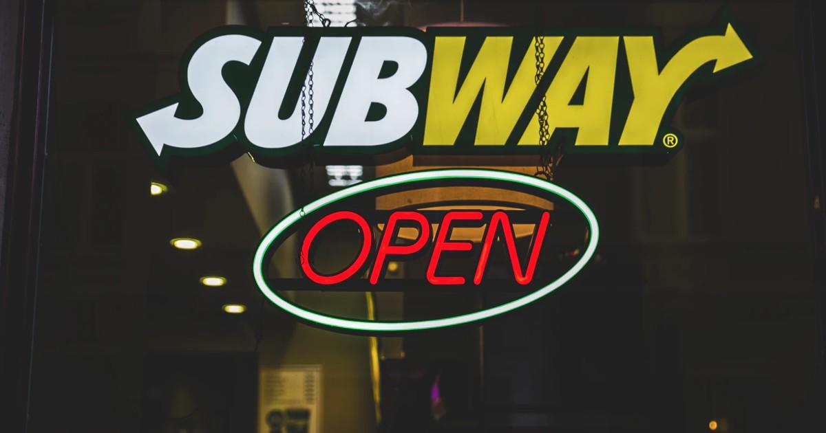 Die Subway-Bestellung einer Frau ist so seltsam, dass es viral geht