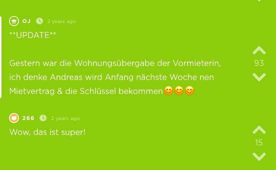 Jodel aus der App Mainz