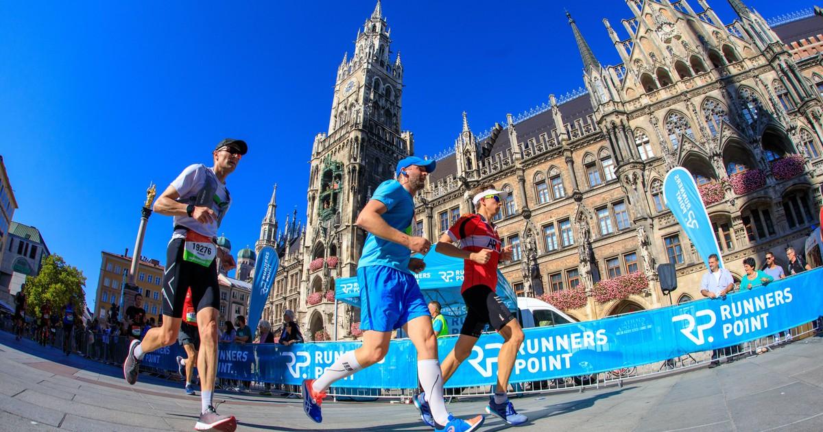 14-jähriger Schüler läuft aus Versehen einen Marathon