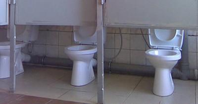 15 Toiletten-Designs, die schlimmer nicht sein könnten