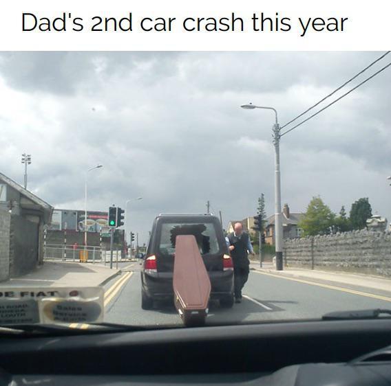 Bei dem Fail wurde die Leiche im Kofferraum transportiert, doch das Fenster war nicht gesichert
