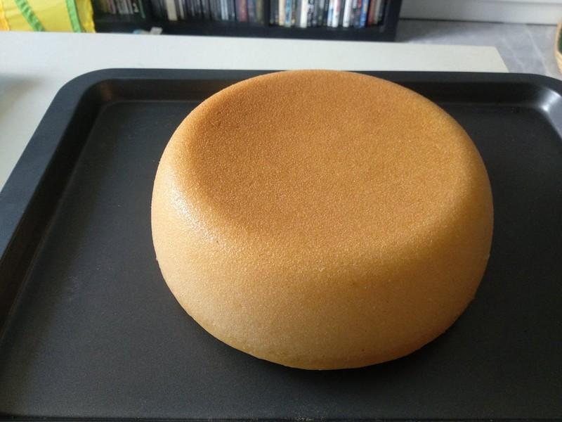 Ein riesiger Pancake sieht einfach nur perfekt aus und gibt einem ein gutes Gefühl