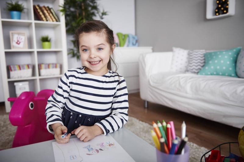 Die meisten Kinder zeichnen für ihr Leben gerne und erfreuen uns mit den witzigen Ergebnissen!