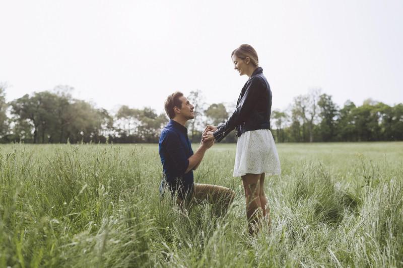 Einen Heiratsantrag zu machen, sollte gut überlegt sein.