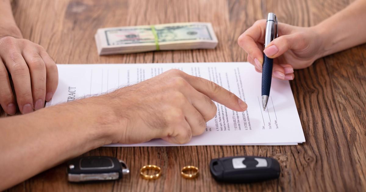 Scheidungsanwälte erzählen von ihren seltsamsten Fällen