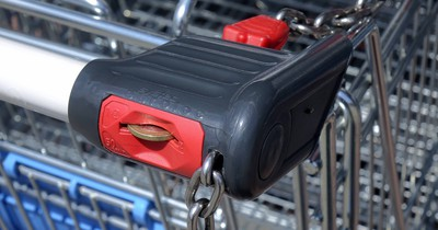 Trick: So entsperrst du den Einkaufswagen ohne Münze oder Chip