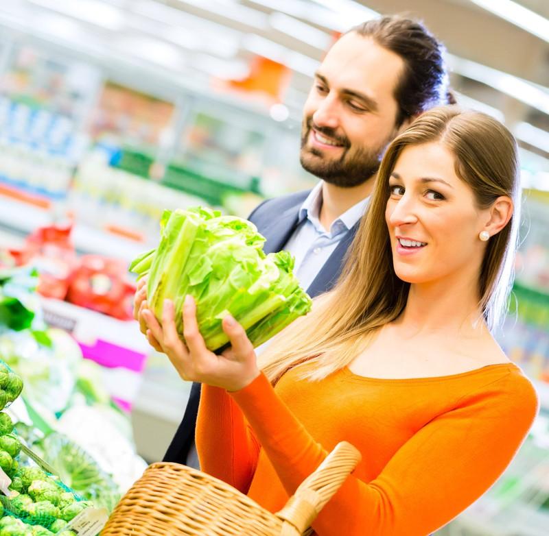 Der Vater des Reddit-Users machte seiner Mutter in der Obst- und Gemüseabteilung einen Antrag.