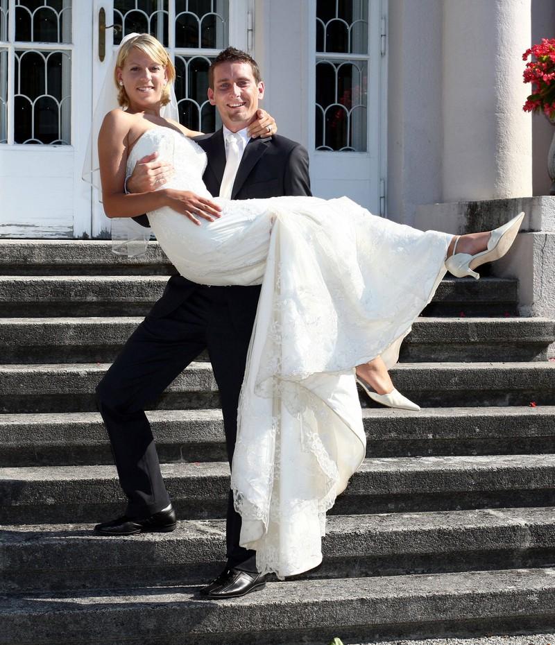 Eigentlich soll eine Hochzeit der schönste Tag im Leben sein, doch manchmal geht alles schief.