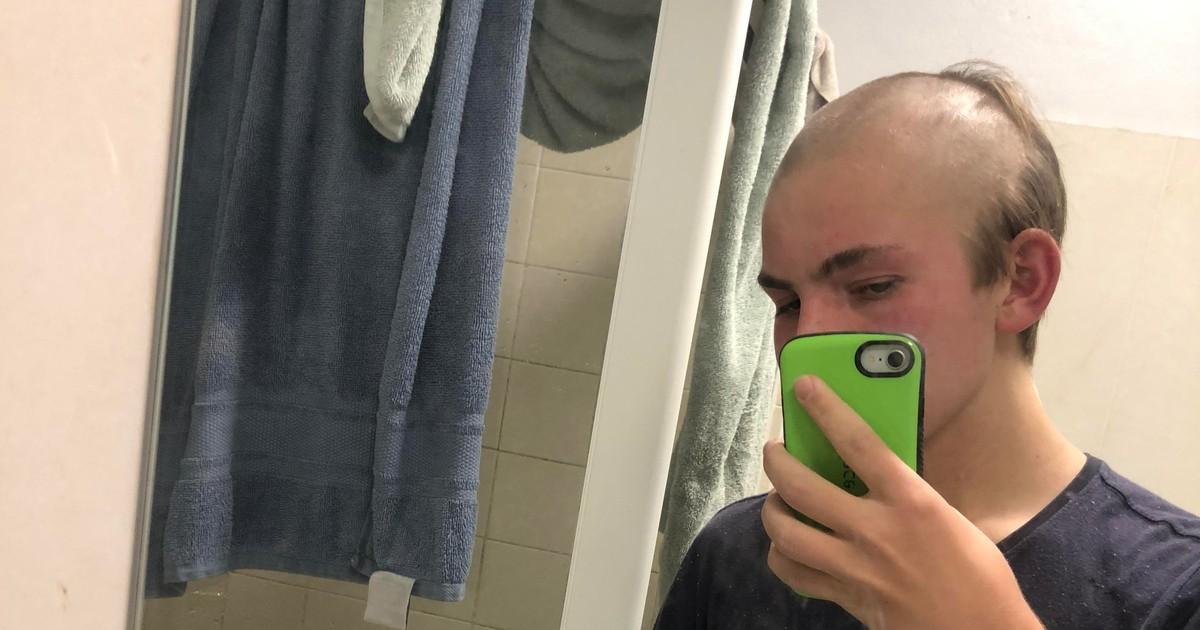 10 arme Seelen, die sich die Haare selbst schneiden wollten