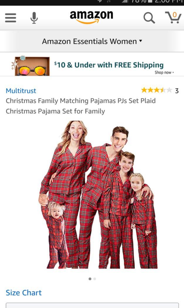 Eine Familie, die zu den Bildbearbeitungs-Fails gehört