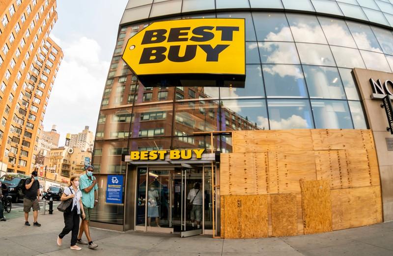 Im Elektro-Markt Best Buy kann man auch Hausverbot bekommen