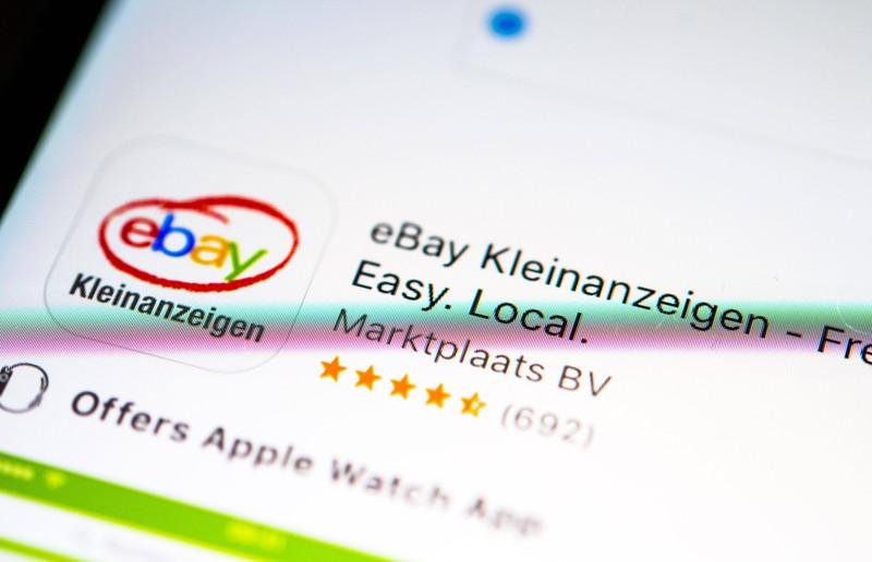 Auf eBay-Kleinanzeigen kann man in seltsame Gespräche verwickelt werden.