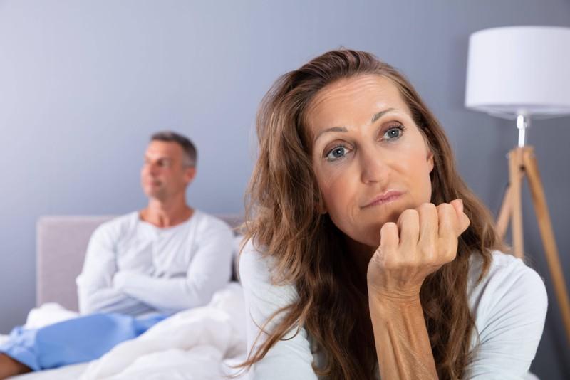 Die Partnerin spielt mit dem Gedanken, ihren Freund zu verlassen