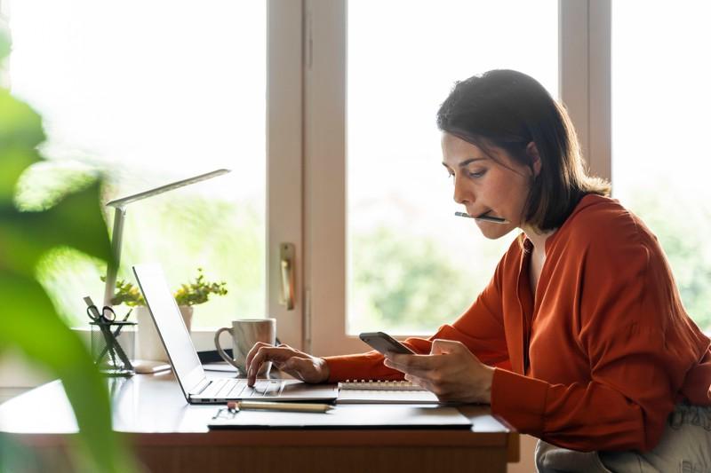 Bewegung im Alltag ist sehr wichtig und sollte im Home Office angewandt werden