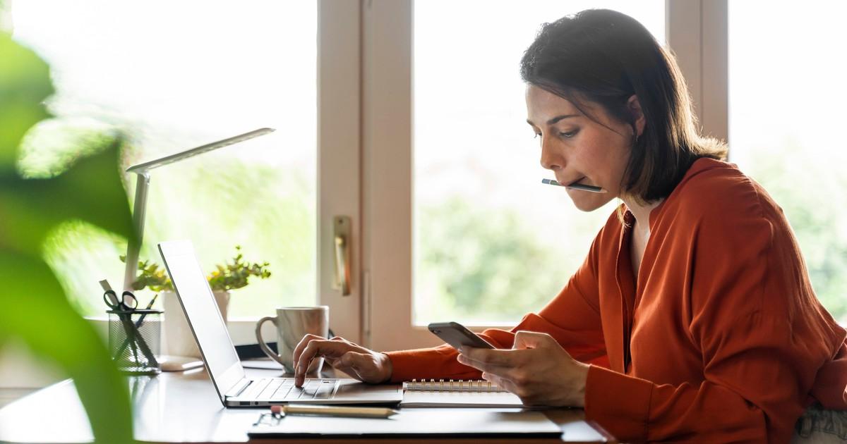 Home Office: Die 40-15-5-Regel solltest du kennen