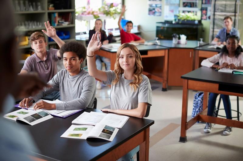 Der Moment, wenn man nicht weiß wie die Welt funktioniert und sich im Biologieunterricht blamiert