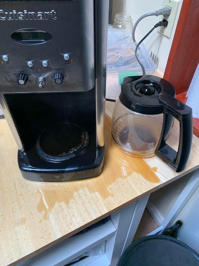 Morgens eine Kaffeemaschine zu bedienen, kann sich als Schwierigkeit herausstellen