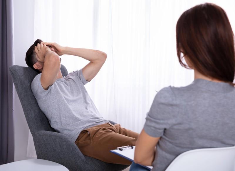Ein Therapeut fasst viele Warnsignale nochmal zusammen.