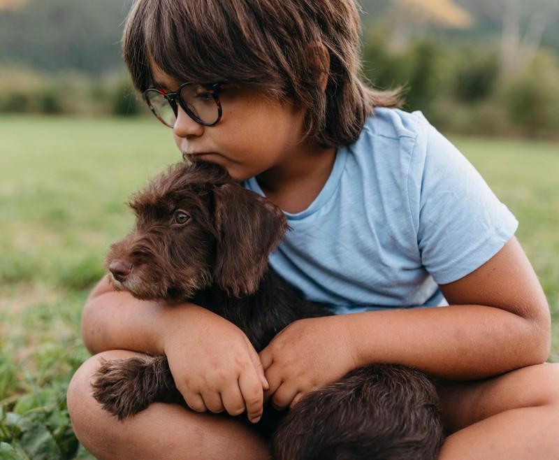 Kinder leiden häufig in Familien und halten es für normal.