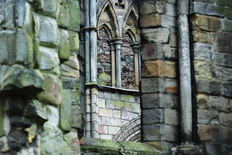 Die erste Geschichte des Fensterputzers ereignete sich auf einem Friedhof