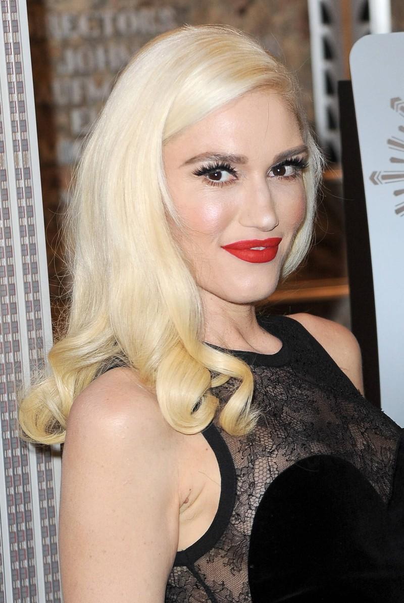 Gwen Stefani ist eine amerikanische Sängerin
