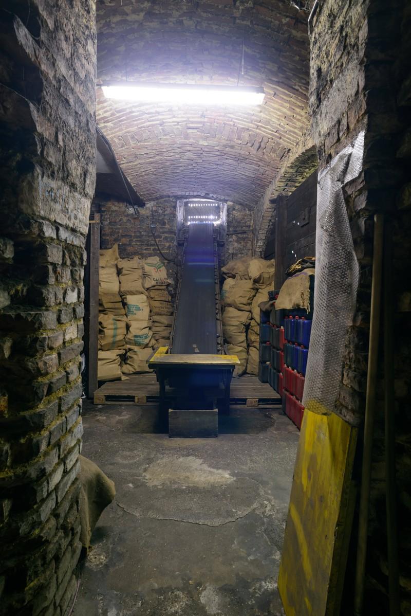 Im Keller war nichts gruseliges zu finden