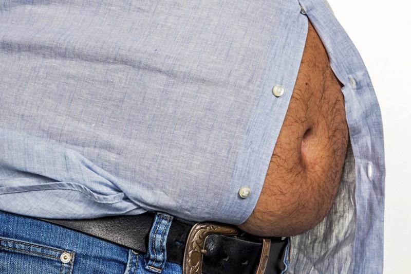 Ein dicker Bauch kann gefährlich sein