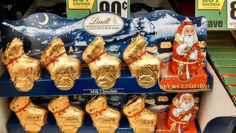 An Weihnachten ist es ein lustiger Fail, wenn man Osterhasen verkauft