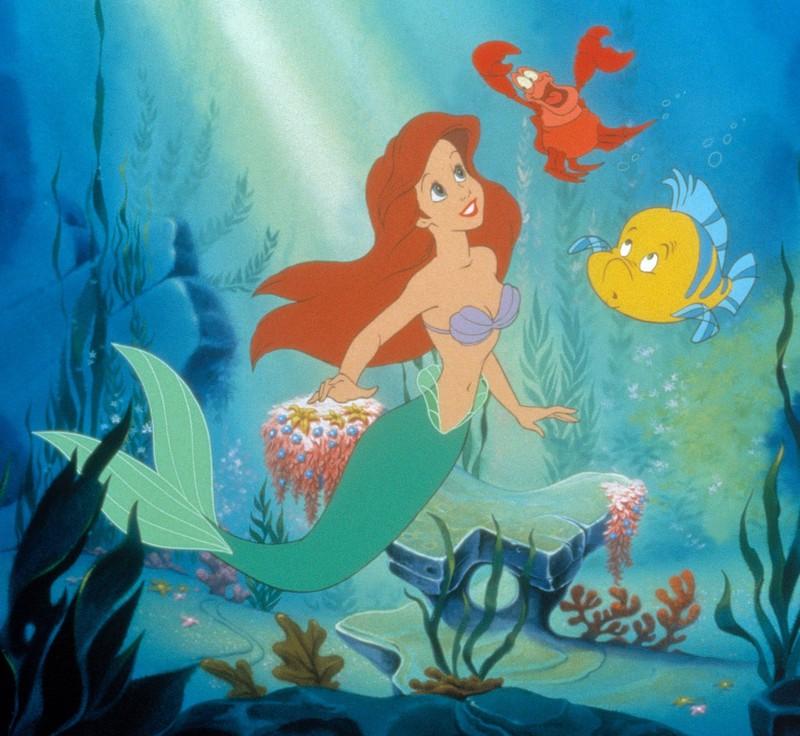 """Die Lösung ist """"Arielle, die kleine Meerjungfrau"""""""