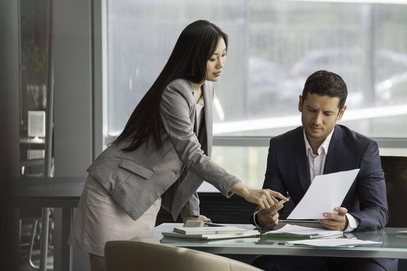 Der Alltag eines Managers kann ganz schön anstrengend sein.