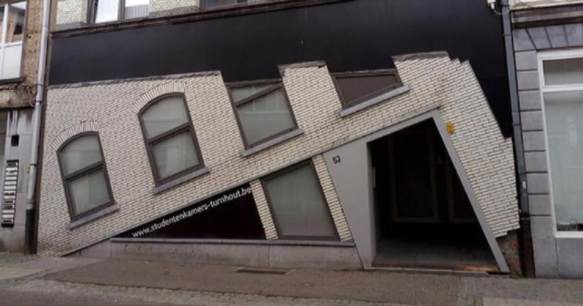 Merkwürdige Häuser aus Belgien: Würdest du hier wohnen?