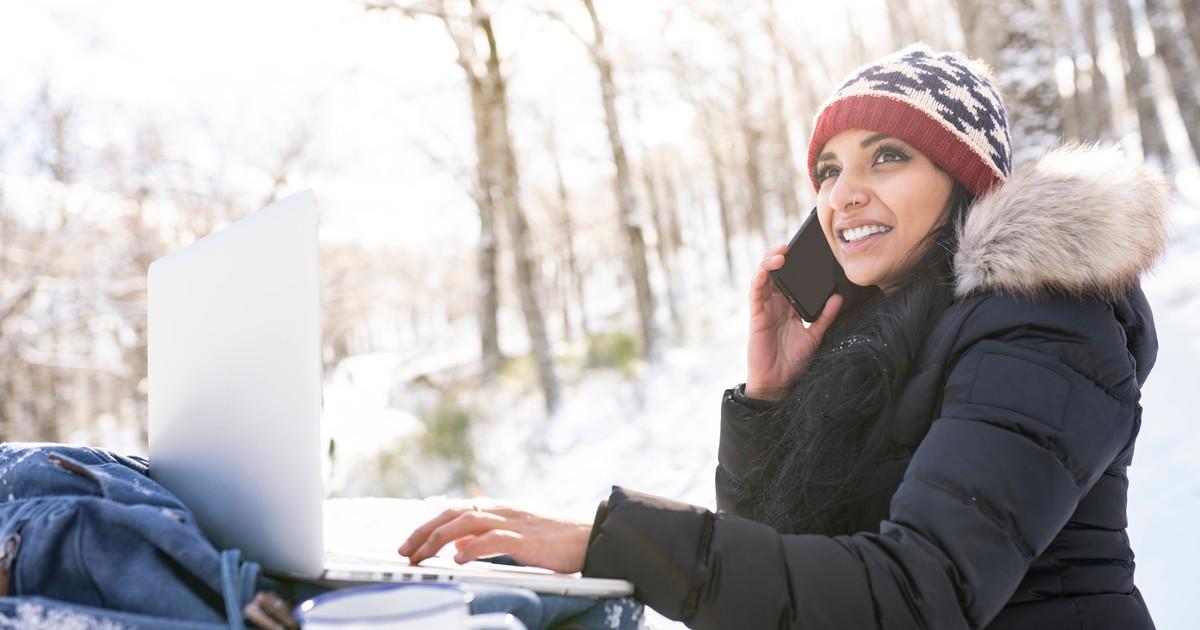 Mit den Tipps kommt dein Handy sicher durch den Winter
