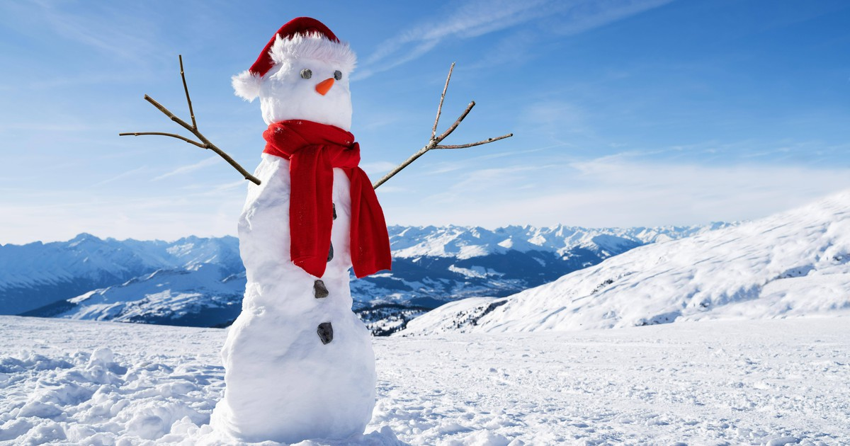 10 kreative Schneemann-Konstruktionen, bei denen wir lachen müssen