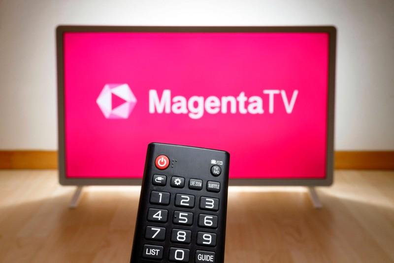 Einige Spielübertragungen laufen nur über MagentaTV