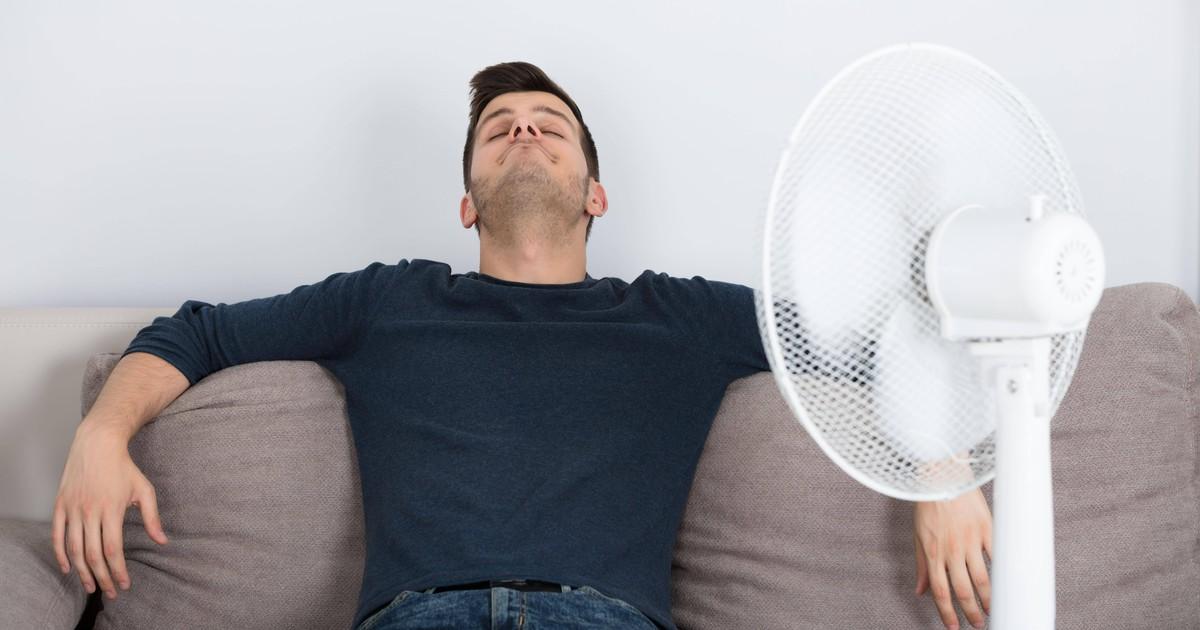 Hitze im Sommer: Darum sollte dein Ventilator nachts ausbleiben