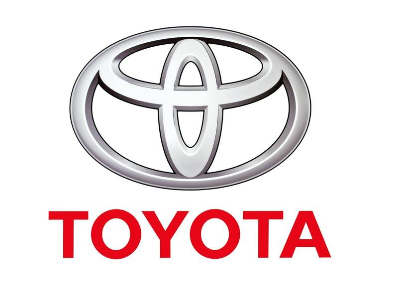 Auch im Logo der Automarke Toyota verbirgt sich ein versteckter Hinweis