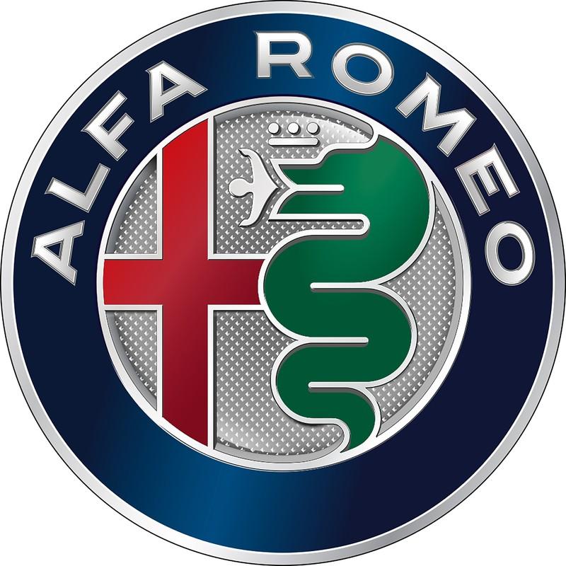 Das Alfa Romeo Wappen versteckt eine Referenz zum Wappen von der Stadt Mailand