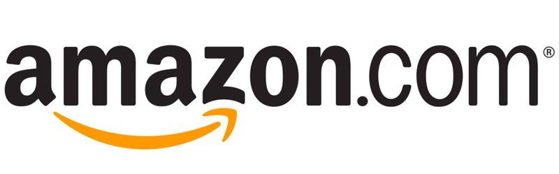 """Das Amazon Logo weist einen Pfeil von """"A"""" bis """"Z"""" auf und bedeutet, dass das Unternehmen viele Produkte verschickt"""