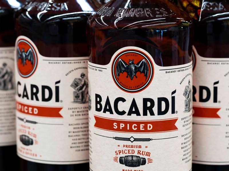 Das Logo Bacardi hat eine Fledermaus enthalten, weil das Tier in Kuba als Glückssymbol gilt